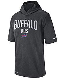 Men's Buffalo Bills Dri-FIT Training Hooded T-Shirt