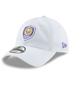 New Era Orlando City SC Core 9TWENTY Strapback Cap
