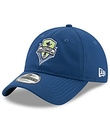 Seattle Sounders FC Core 9TWENTY Strapback Cap
