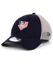 Los Angeles Dodgers Home Of The Brave 9FORTY Cap