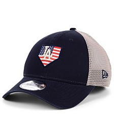 New Era Los Angeles Dodgers Home Of The Brave 9FORTY Cap