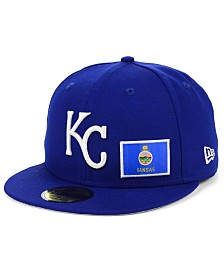 New Era Kansas City Royals Flag Day City 59FIFTY Cap