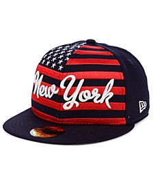 New York Yankees Retro Big Flag 59FIFTY Cap