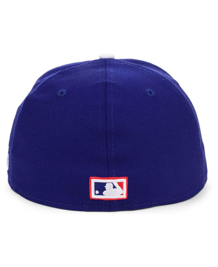 New Era Los Angeles Dodgers World Series Patch 59FIFTY Fitted Cap & Reviews - Sports Fan Shop By Lids - Men - Macy's