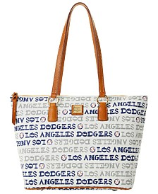 Dooney & Bourke Los Angeles Dodgers Wren Zip Tote