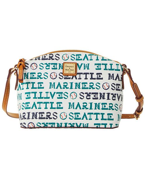 Dooney & Bourke Seattle Mariners Suki Crossbody Purse
