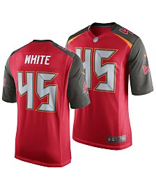 Nike Men's Devin White Tampa Bay Buccaneers Game Jersey