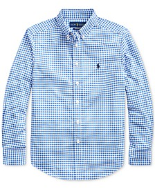 Polo Ralph Lauren Big Boys Performance Poplin Shirt