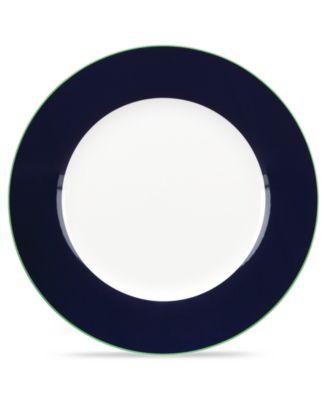 Dinnerware, Hopscotch Drive Navy Dinner Plate