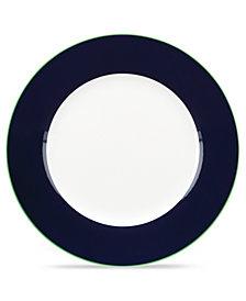 kate spade new york Dinnerware, Hopscotch Drive Navy Dinner Plate