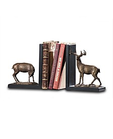 Home Deer Bookends