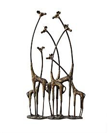 SPI Home Giraffe Herd Sculpture