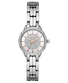 Michael Kors Women's Allie Stainless Steel Bracelet Watch 28mm