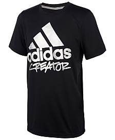 adidas Big Boys Creator-Print T-Shirt