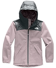 Little & Big Girls Warm Storm Hooded Jacket