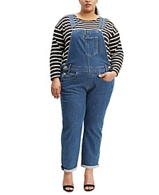 Trendy Plus Size  Overalls