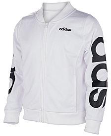 adidas Big Girls ADI Bomber Jacket