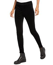 Organic Velvet Leggings