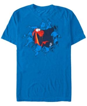 Disney Men's Mulan Oh Mushu Short Sleeve T-Shirt