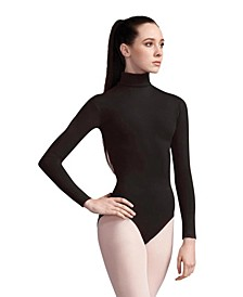 Turtleneck Long Sleeve Leotard