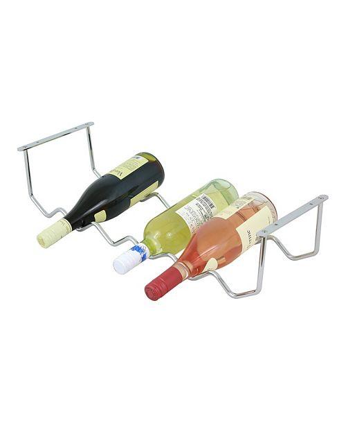 Oenophilia Under Cabinet Wine Rack