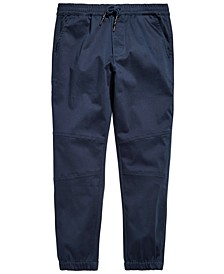 Big Boys Devon Stretch Poplin Joggers