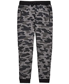 Big Boys Rupert Camouflage Moto Joggers
