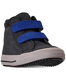 Converse Toddler Boys Chuck Taylor All Star PC 2V Stay-Put Closure Sneaker Boots from Finish Line