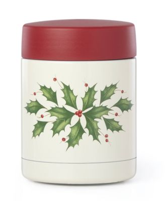 Holiday Small Insulated Food Container