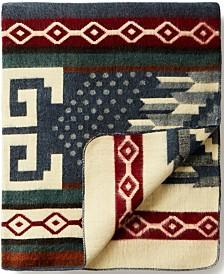 Ecuadane Tungurahua Polka Dot blanket