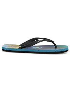 Guy Harvey Men's Cayman Marlin Prism Flip-Flop Sandal