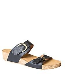 Axxiom Ravine Wedge Sandal