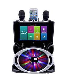 Karaoke USA Complete Wi-Fi Bluetooth Machine