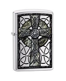 Zippo Celtic Cross Design Lighter