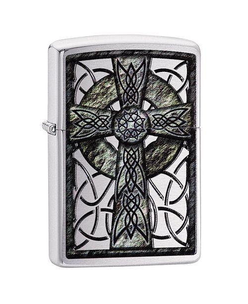 Sportsman's Supply Zippo Celtic Cross Design Lighter