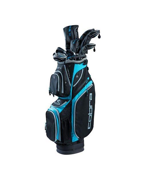 Sportsman's Supply Cobra Golf Women's F-Max Superlite Complete Set Right Hand
