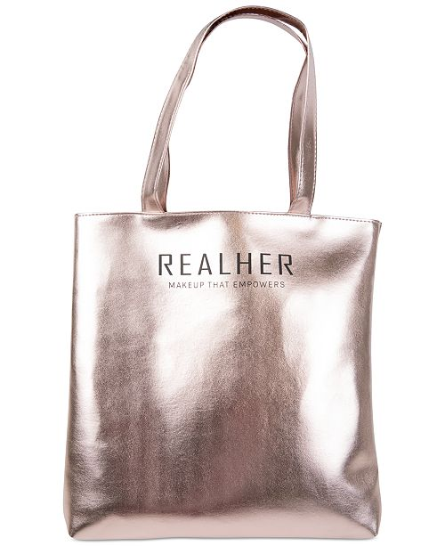 RealHer Receive a Free Tote Bag with any $30 RealHer purchase