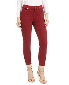 Ellie High-Rise Skinny Jeans