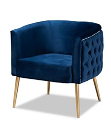 Marcelle Accent Chair, Quick Ship