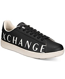 Men's Logo Trainer Sneakers
