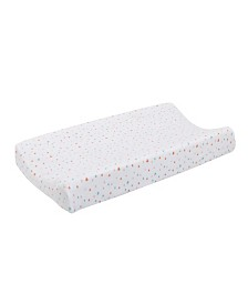 Cotton Tail Plush Changing Pad Cover
