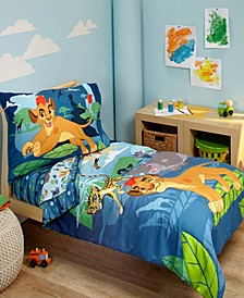 Lion King 4-Piece Toddler Bedding Set