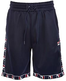 Fila Men's Pane Logo Graphic Athletic Shorts