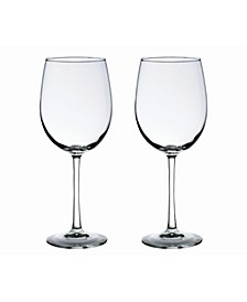 Wine Glasses, Set of 2