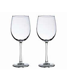 Lillian Rose Wine Glasses, Set of 2