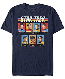Men's The Original Series Crew Short Sleeve T-Shirt