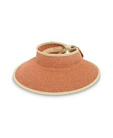 Women's Garden Visor Hat