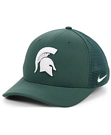 Michigan State Spartans Aerobill Mesh Cap