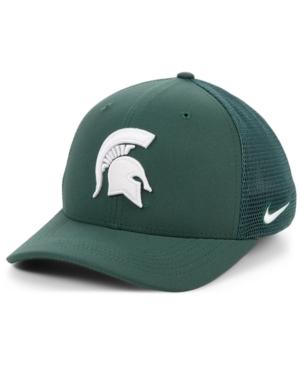 Nike Michigan State Spartans Aerobill Mesh Cap