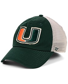 Miami Hurricanes Stamper CLOSER Stretch Fitted Cap